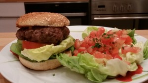 Hamburger light