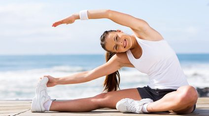 Stretching #1: exercices d'assouplissement