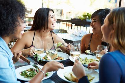 Maigrir au restaurant c'est possible!