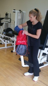 Fitness sac karkoa Lili coaching