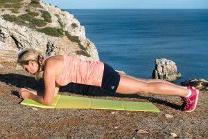 Abdominaux Gainage Planche Lili coaching