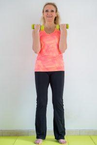 Biceps curl_/ affiner les bras