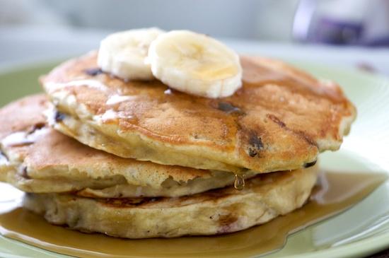 pancake proteiné sans gluten